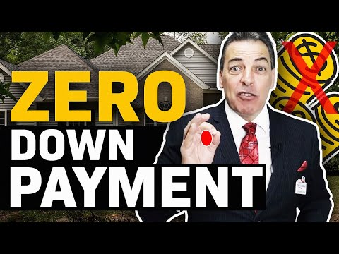 (Home Loans!) Zero Down Payment (No Down Payment) FHA (Mortgage) CalHFA