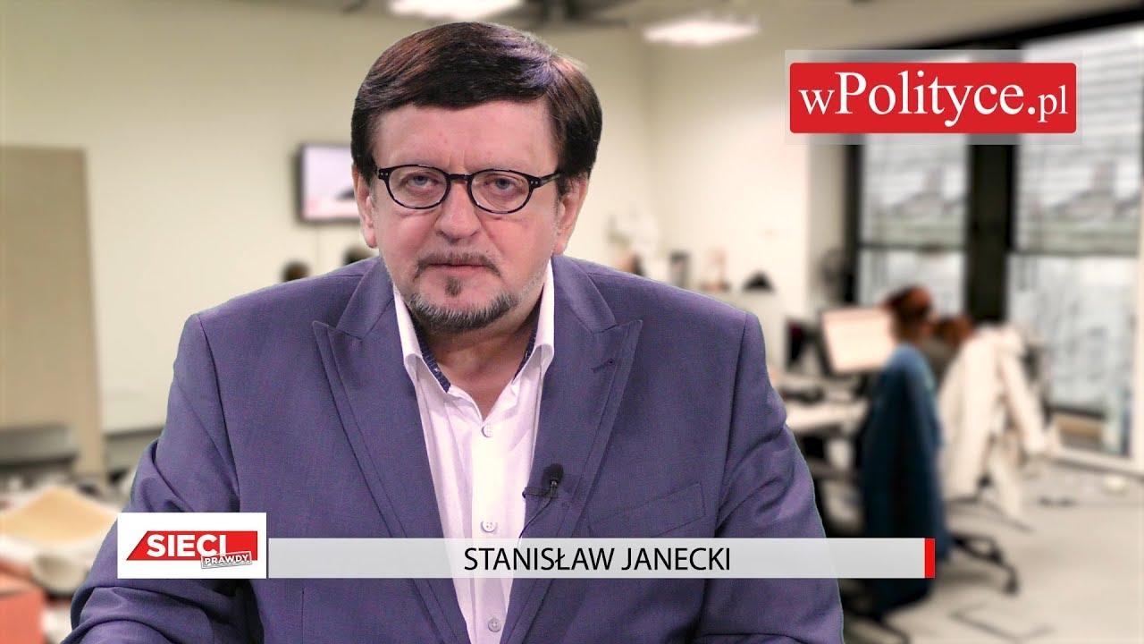 Janecki ujawnia prorosyjskość PO