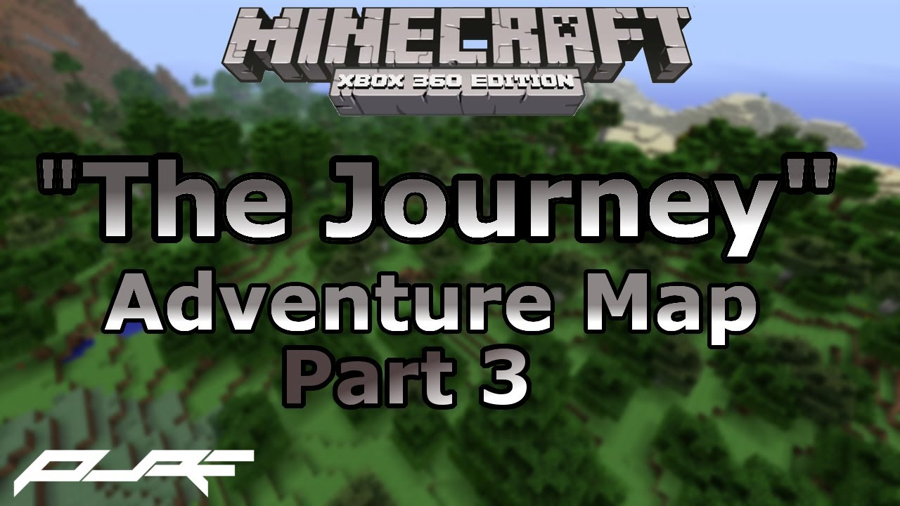 how to make a minecraft adventure map on xbox