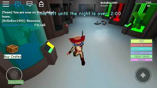My Cousin is the Clown!! Roblox