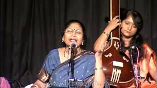 Sumitra Guha : a prominent classical vocalist from Andhra Pradesh
