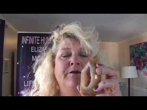ASMR Root Chakra Crystal Reiki Healing