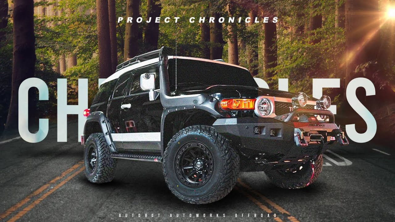 Project CHRONICLES - Toyota FJ Cruiser