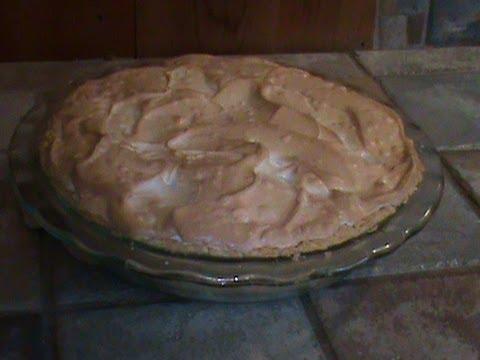 Old-Fashion Lemon Meringue Pie