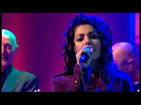 THE POGUES feat Katie Melua - Fairytale of New York (Jonathan Ross Show)