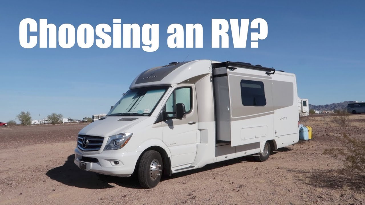 How to Choose an RV? | RVing 101