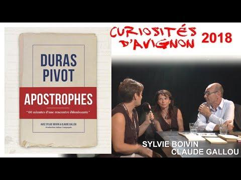 Curiosités d'Avignon Apostrophes