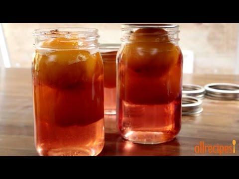 How to Make Pickled Peaches | Peach Recipes | Allrecipes.com