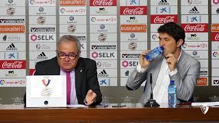 Luis Sabalza y Braulio Vázquez | Balance de la temporada 2017-2018