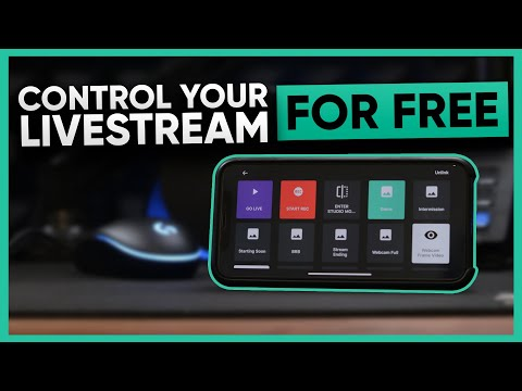 FREE Remote Control App for Your Stream