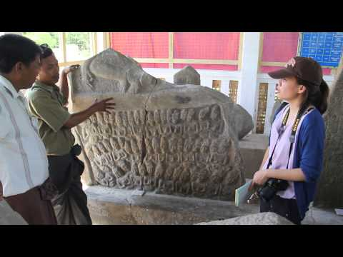 The stone inscriptions (Halin , Pyu )