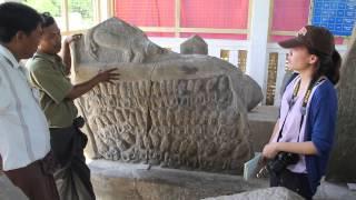 The stone inscriptions (Halin , Pyu )