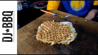 DJBBQ - FISH AND CHIPS WAFFLE