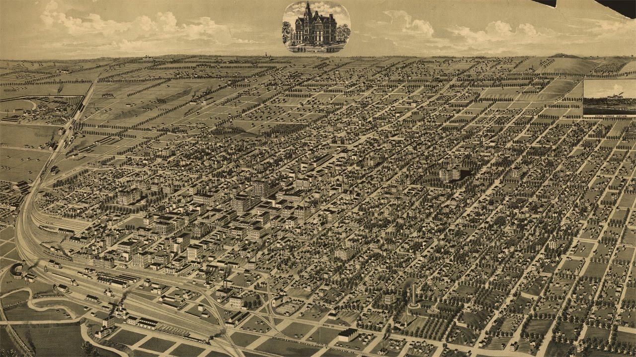History Of Lincoln Nebraska In Pictures 89