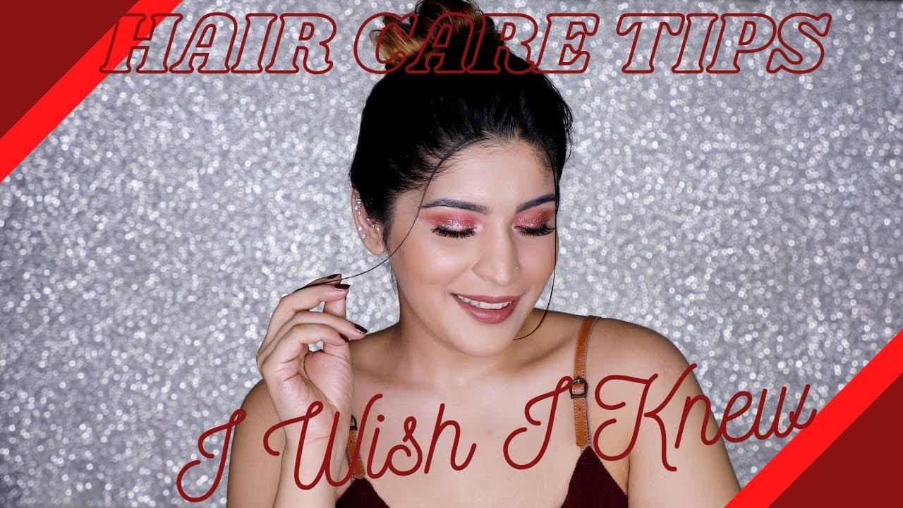 Hair Care Tips I Wish I Knew Earlier | Shreya Jain