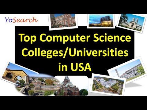 Top 10 Computer Science Universities in USA | Best USA Colleges