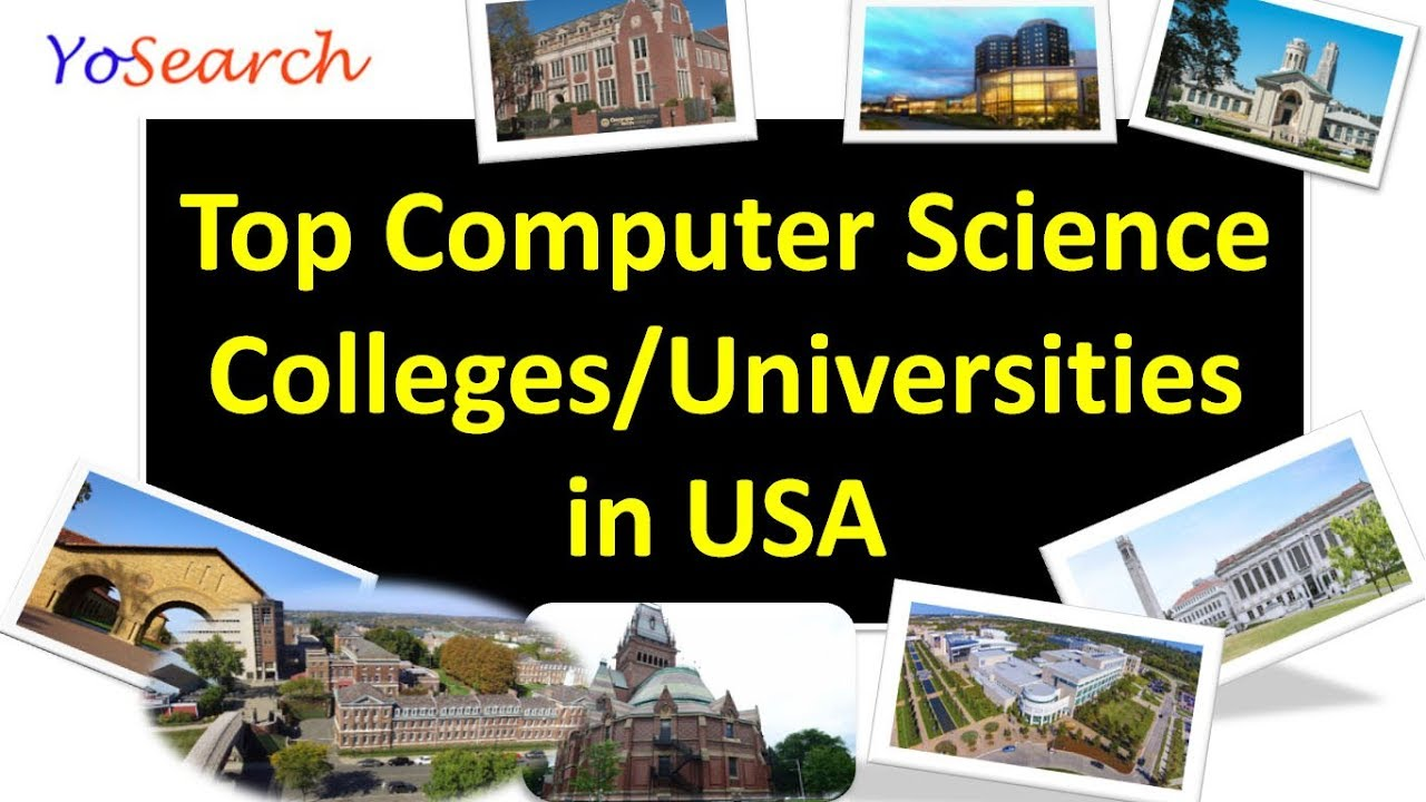 Top 10 Computer Science Universities in USA | Best USA ...