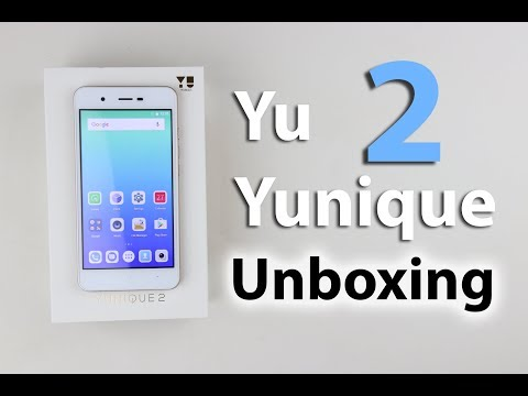Yu Yunique 2 Unboxing & First Look | Mobisium