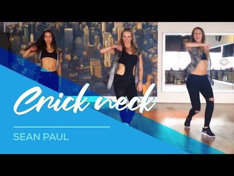 Crick Neck – Sean Paul – Easy Fitness Dance Zumba Choreography