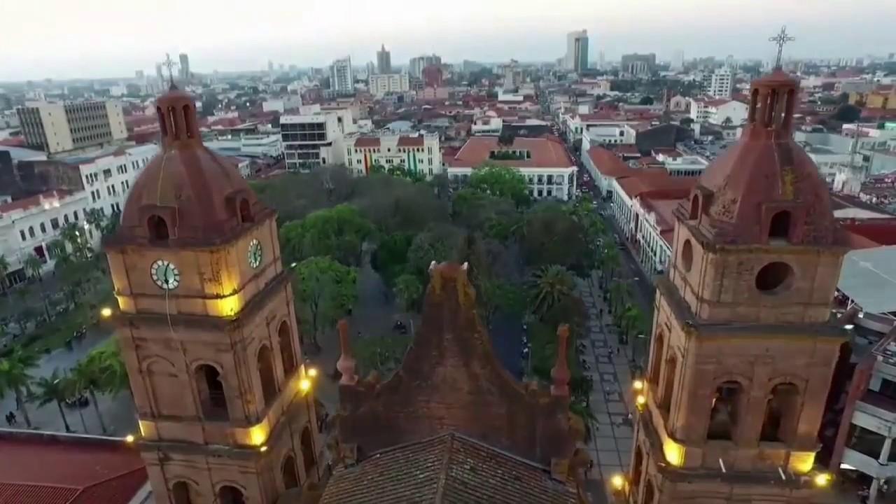 Ciudades De Bolivia 2017 Youtube