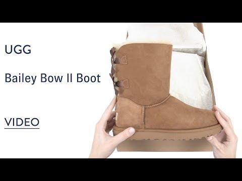 UGG Bailey Bow II Boot | Shoes.com