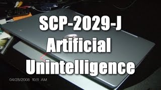SCP-2029-J Artificial Unintelligence