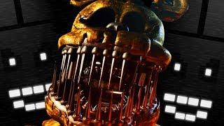 SECRET FREDBEAR BOSSFIGHT! | Five Nights at Freddys 8-BIT REVAMPED