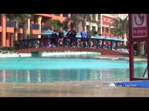Hotel Titanic Beach Spa & Aqua Park - Animation - Ägypten