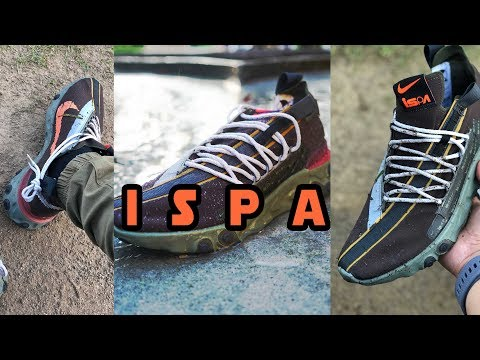 THE BEST NIKE ELEMENT REACT OF 2019 // ISPA EDITION Built For COMMUTERS
