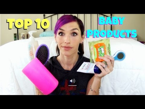 Top 10 Must have Baby Products