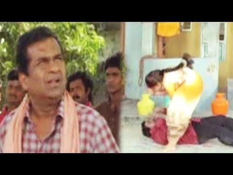 Brahmanandam And Kovai Sarala Outstanding Comedy Scene || Comedy Express