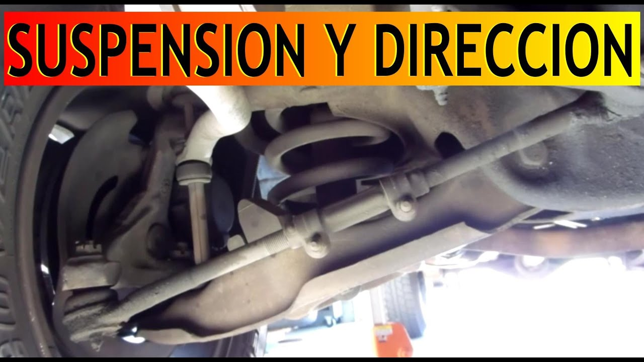 Chequeo Rapido De Suspension Y Direccion En El Auto Youtube