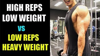 Band Karo Yeh Bro Science Failana |Correct REP RANGE for Bodybuilding| thumbnail