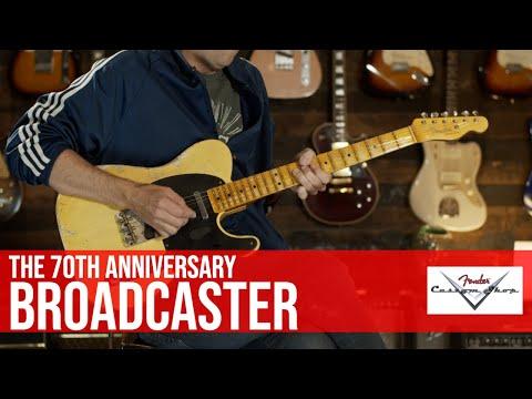 Fender Custom Shop 70th Anniversary Broadcaster