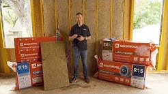 3 Places You'll Want to Insulate + Rockwool Advantages/Overview