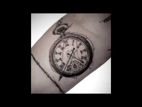 [65 Фото] Татуировка Часов на Руке - Символ Времени