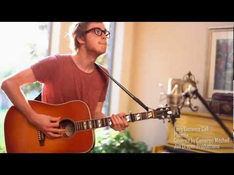 Jon Draper Productions  Long Distance Call Cover by Cameron Mitchell