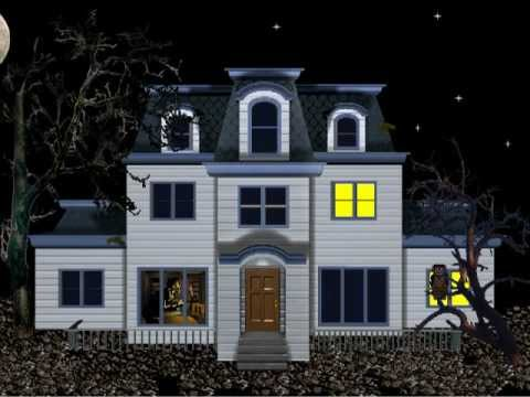 haunted house wallpaper with sound - photo #20
