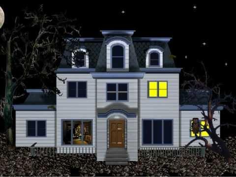 Ghost House Wallpaper Hd 3d Windows 98 Bildschirmschoner Mysterium Mystery Win 98