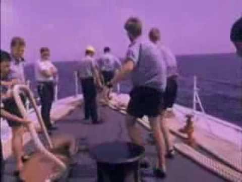 Full Speed Ahead - a 1979 Canadian Forces promo film