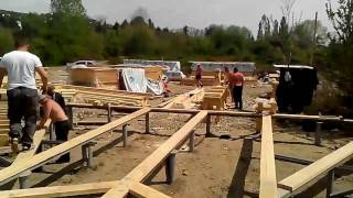 видео Модульный жилой дом DoorHan в Екатеринбурге