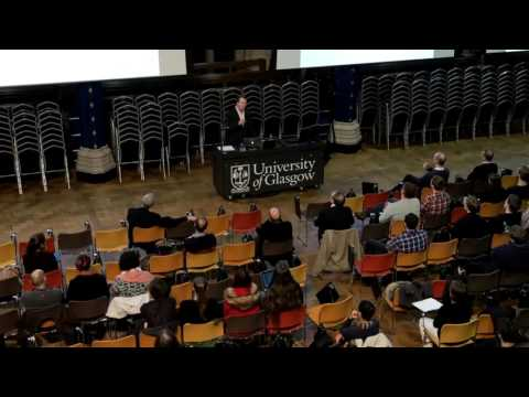 The Gifford Lectures in Natural Theology, 2016, lecture 4