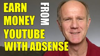How To Earn Money From YouTube With Adsense - Tutorial