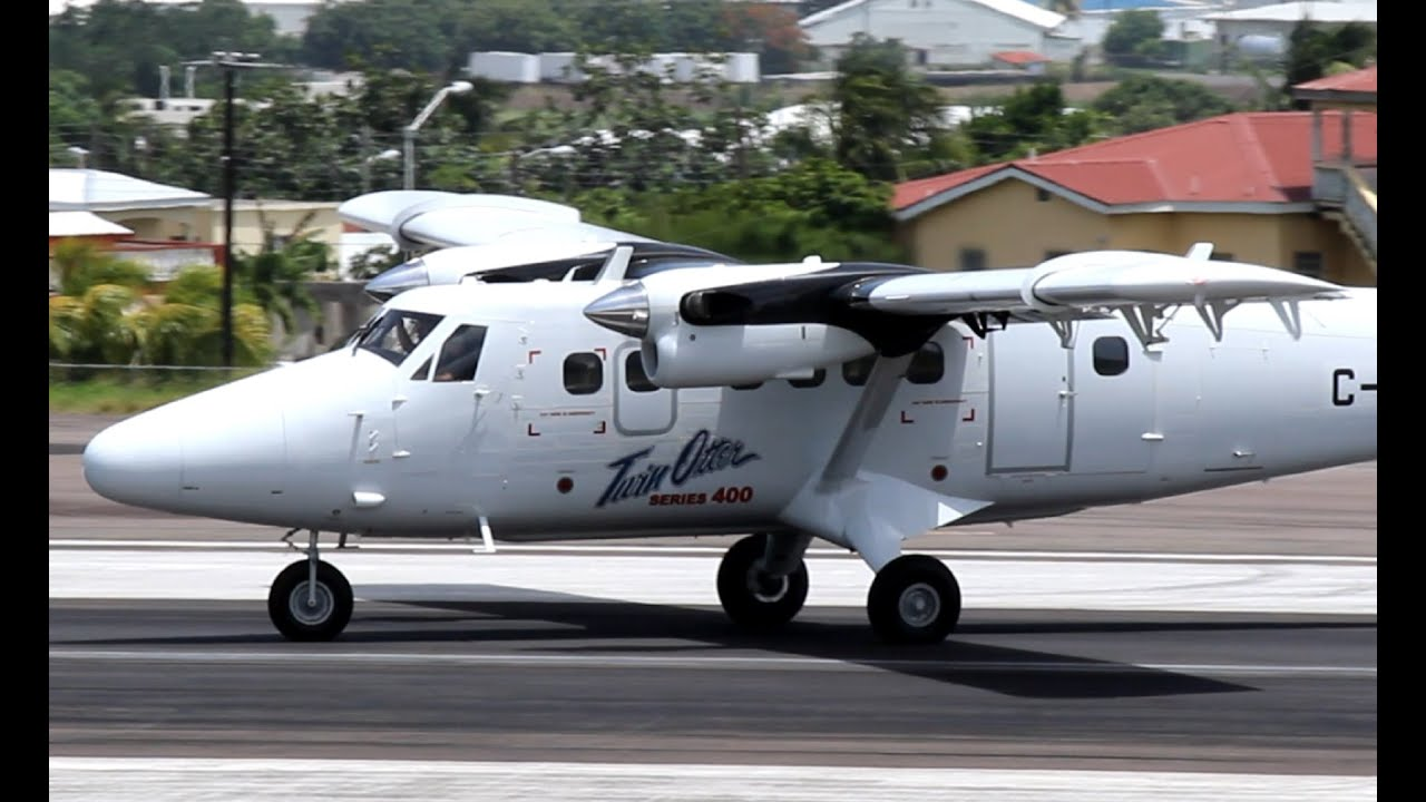 NEW !!! Twin Otter 400...