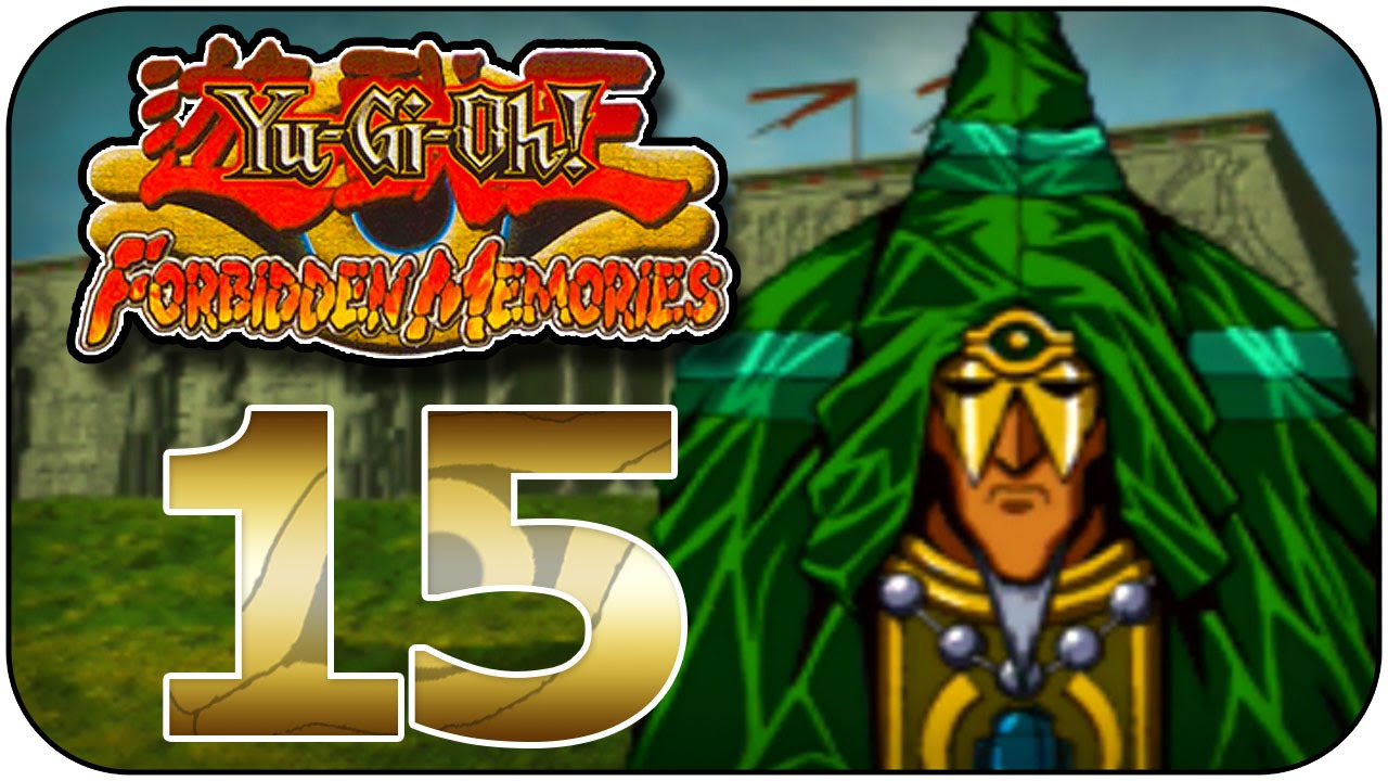 Gute Karten bekommen 1/2! - Yu-Gi-Oh! Forbidden Memories #15 - YouTube