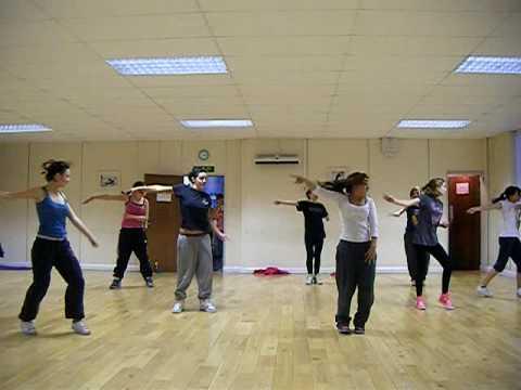 Street Dance to Micheal Jackson & Janet...
