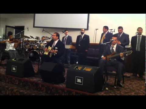 How Great is our God - Jimmy Miller & Choir - Gypsy Church New York