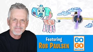 "The Go Go Brothers S1 (Ep 11) ""Jed the Elephant Bird"" feat. Rob Paulsen"