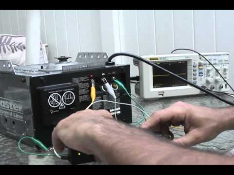 bypass garage door safety sensor wmv