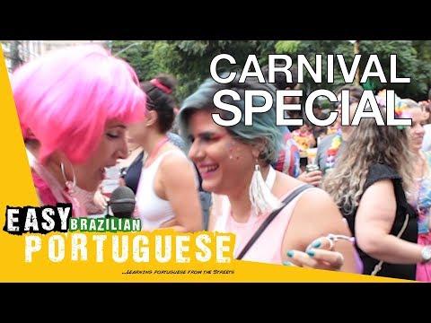 Carnival Special 2018 | Easy Brazilian Portuguese 35